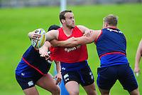 Bath Rugby skills training