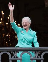 Queen Margarethe of Denmark Celebrates 75th Birthday
