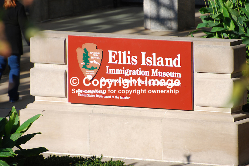 Ellis Island Museum Victor Patterson