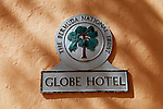 Bermuda, St. George's. Globe Hotel.