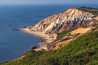 Massachusetts, Martha's Vineyard, Aquinnah Cliffs