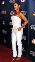 NEW YORK CITY, NY, USA - SEPTEMBER 17: Mel B (Melanie Brown) attends the 'America's Got Talent' Season 9 Finale held at the Radio City Music Hall on September 17, 2014 in New York City, New York, United States. (Photo by Celebrity Monitor)