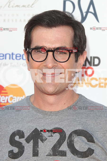 LOS ANGELES, CA - SEPTEMBER 07: Ty Burrell at the Stand Up To Cancer benefit at The Shrine Auditorium on September 7, 2012 in Los Angeles, California. Credit: mpi27/MediaPunch Inc. /NortePhoto.com<br />