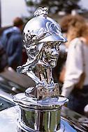 August 26th, 1984. Minerva detail of radiator.