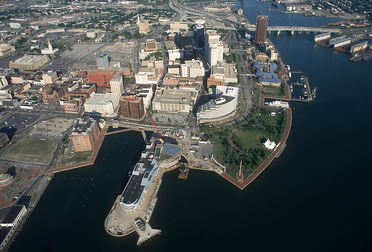 1993 August 20..Redevelopment.Downtown West (A-1-6)..FREEMASON HARBOR ..WATERSIDE.NEG#.NRHA#..