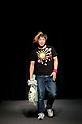 October 21st, 2011: Tokyo, Japan - A fashion designer Junya Tashiro walks down the catwalk during Mercedes-Benz Fashion Week Tokyo 2012 Spring/Summer. The Mercedes-Benz Fashion Week Tokyo runs from October 16-22. (Photo by Yumeto Yamazaki/AFLO)