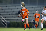 15 October 2016: Virginia's Taylor Ziemer. The Duke University Blue Devils hosted the University of Virginia Cavaliers at Koskinen Stadium in Durham, North Carolina in a 2016 NCAA Division I Women's Soccer match. Duke won the game 1-0.