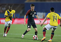 Frisco, TX. - May 25, 2016: The USMNT defeat Ecuador 1-0 in an international friendly match at Toyota Stadium.