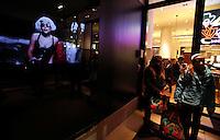 USA, NEW YORK, November 22, 2011..Lady Gaga stuff are display at Barneys store in  New York November 22 , 2011. VIEWpress / Kena Betancur