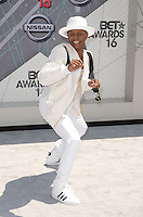 LOS ANGELES, CA - JUNE 26: Silento at the 2016 BET Awards at the Microsoft Theater on June 26, 2016 in Los Angeles, California. Credit: David Edwards/MediaPunch