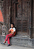 Visit to Patan (Lalitpur) Durbar Square.  One of the three original kingdoms that now comprise the city of Kathmandu