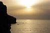 Golden sunset over the Mediterranean Sea at the West Coast of Majorca<br /> <br /> Puesta del Sol de oro sobre el Mar Mediterr&aacute;neo en la costa oeste de Mallorca<br /> <br /> Goldener Sonnenuntergang &uuml;ber dem Mittelmeer an der Westk&uuml;ste von Mallorca<br /> <br /> 3543 x 2362 px<br /> 150 dpi: 60 x 40 cm<br /> 300 dpi: 30 x 20 cm<br /> also available as tif (24,5 MB)