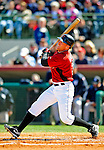 2 March 2009: Houston Astros' left fielder Darin Erstad in action during a Spring Training game against the New York Yankees at Osceola County Stadium in Kissimmee, Florida. The teams played to a 5-5, 9-inning tie. Mandatory Photo Credit: Ed Wolfstein Photo