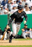 21 May 2007: Toronto Blue Jays infielder Howie Clark in action against the Baltimore Orioles at Doubleday Field during Baseball's Annual Hall of Fame Game in Cooperstown, NY. The Orioles defeated the Blue Jays 13-7 in front of a sellout crowd of 9,791 at the historical ballpark...Mandatory Credit: Ed Wolfstein Photo