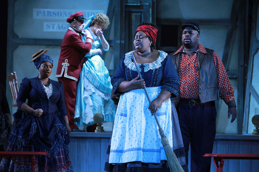Show Boat at the Lyric Opera opening Sunday, Feb. 12, 2012