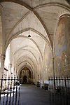 Cathedral Cloister, Toledo, Spain