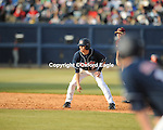 Mississippi's Alex Yarbrough vs. Louisiana-Monroe at Oxford-University Stadium in Oxford, Miss. on Saturday, February 20, 2010 in Oxford, Miss. Mississippi won.