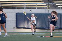 Cal Lacrosse vs UC Davis, April 14, 2017
