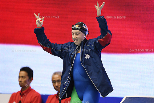 Sierra Schmidt (USA), <br /> OCTOBER 26, 2016 - Swimming : FINA Swimming World Cup Tokyo <br /> Women's 200m Freestyle Final <br /> at Tatsumi International Swimming Pool, Tokyo, Japan. <br /> (Photo by AFLO SPORT)
