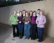 Just a few of the many members of Great Schools in Wake, from left to right: Ticie Rhodes, Yevonne Brannon, Lynn Edmonds, Greg Flynn, Patty Williams, Amy Womble, Sharon Eckard, Amy Lee and Karey Harwood, in Raleigh, North Carolina, Wednesday, January 11, 2012. Great Schools in Wake was critical in the fight to protect diversity in Wake school assignments and to avoid resegregation of schools.