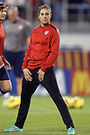 15 December 2012: Carli Lloyd (USA). The United States Women's National Team played the China Women's National Team at FAU Stadium in Boca Raton, Florida in a women's international friendly soccer match. The U.S. won the game 4-1.