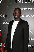 LOS ANGELES, CA - OCTOBER 25: Omar Sy at  the screening of Sony Pictures Releasing's 'Inferno' held at the DGA Theater on October 25, 2016 in Los Angeles, California. Credit: David Edwards/MediaPunch