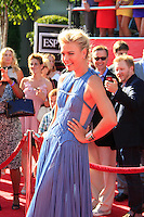LOS ANGELES - JUL 11:  Anna Sharapova arrives at the 2012 ESPY Awards at Nokia Theater at LA Live on July 11, 2012 in Los Angeles, CA