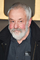 LONDON, UK. November 21, 2016: Director Mike Leigh at the &quot;Allied&quot; UK premiere at the Odeon Leicester Square, London.<br /> Picture: Steve Vas/Featureflash/SilverHub 0208 004 5359/ 07711 972644 Editors@silverhubmedia.com