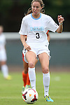 17 October 2013: North Carolina's Megan Brigman. The University of North Carolina Tar Heels hosted the Syracuse University Orangemen at Fetzer Field in Chapel Hill, NC in a 2013 NCAA Division I Women's Soccer match. UNC won the game 1-0.