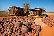 Private guest camp, Wolwedans, NamibRand Nature Reserve, Namibia