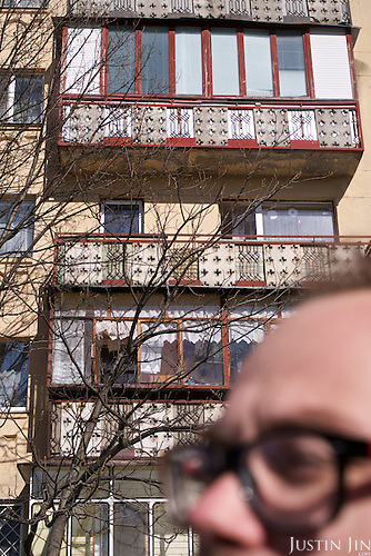 People in the town of Slavutych.<br /> <br /> Slavutych rises out of the ashes of the Chernobyl nuclear disaster in April 26, 1986. People living near the disaster area were largely moved to the new city, built from scratch for the sole purpose of housing the population displaced by the nuclear accident.