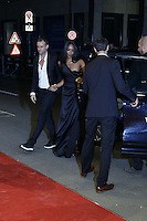 Philipp Plein and Naomi Campbell attending the &quot;GQ Men Of The Year&quot; Awards held at Komische Oper, Berlin, Germany, 10.11.2016. <br /> Photo by Christopher Tamcke/insight media /MediaPunch ***FOR USA ONLY***