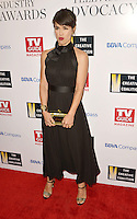 HOLLYWOOD, CA - SEPTEMBER 16: Constance Zimmer attends The Television Industry Advocacy Awards benefiting The Creative Coalition hosted by TV Guide Magazine & TV Insider at the Sunset Towers Hotel on September 16, 2016 in Hollywood, CA. Credit: Koi Sojer/Snap'N U Photos/MediaPunch