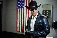 "Matthew McConaughey in ""Killer Joe"" directed by William Friedkin."