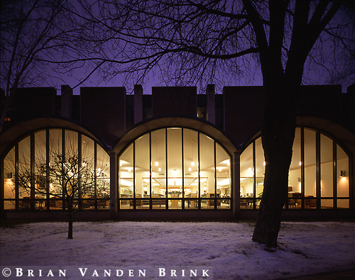 Ann Beha Architect.Bowdoin College Library.Brunswick, Me.