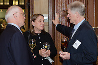 2013 Yale Blue Leaders Awards Reception
