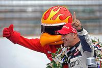 2013 Indy 500 Winner's Portraits