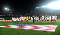 USMNT vs Czech Republic, Wednesday, Sept. 3, 2014