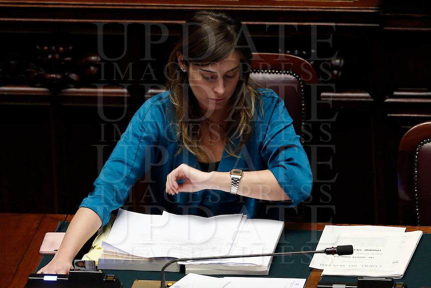 Maria elena boschi update images press agenzia for Sistema elettorale camera dei deputati