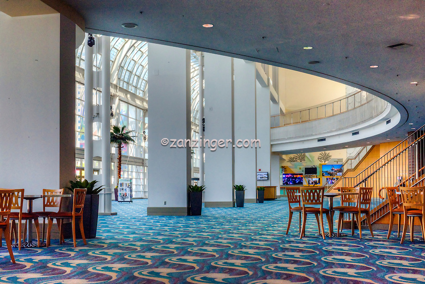 Long Beach Convention and Entertainment Center  located in Long Beach, California