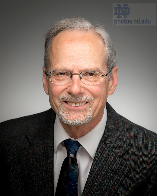 May 11, 2017; Robert L. Kusmer (Photo by Matt Cashore/University of Notre Dame)