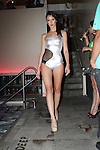 Swim Sunrise Fashion Show Held at New York Aqua Bar & Lounge inside Grace Hotel, NY 7/27/12