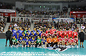 General view, NOVEMBER 2, 2011 - Handball : Japan and South Korea team group before the Asian Men's Qualification for the London 2012 Olympic Games final match between South Korea 26-21 Japan in Seoul, South Korea.  (Photo by Takahisa Hirano/AFLO)
