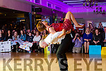 Dancers at the Ballymac GAA Strictly Come Dancing at Ballygarry Hotel on Saturday were Jennifer Flaherty and Jer Lynch