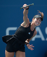 ANA IVANOVIC (SRB)<br /> The US Open Tennis Championships 2014 - USTA Billie Jean King National Tennis Centre -  Flushing - New York - USA -   ATP - ITF -WTA  2014  - Grand Slam - USA  25th August 2014. <br /> <br /> &copy; AMN IMAGES