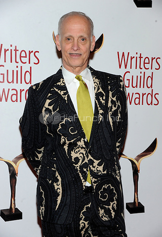 NEW YORK, NY - FEBRUARY 19: John Waters attends the 69th Annual Writers Guild Awards New York ceremony at Edison Ballroom on February 19, 2017 in New York City. Photo by: John Palmer/ MediaPunch
