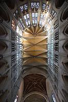 Choir, Beauvais Cathedral (Cathedrale Saint Pierre de Beauvais), 13th - 16 th century, Beauvais, Oise, France. Picture by Manuel Cohen