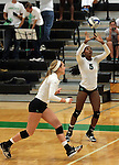 10/01/2014 Volleyball v Rice