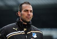 FUSSBALL   1. BUNDESLIGA   SAISON 2011/2012   21. SPIELTAG Werder Bremen - 1899 Hoffenheim                        11.02.201 Trainer Markus Babbel (Hoffenheim)