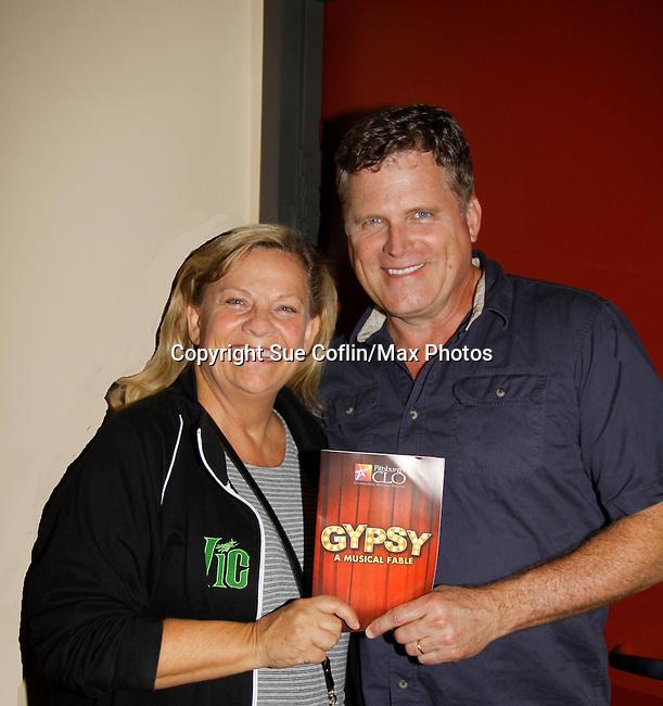 07-14-15 Gypsy - Kim Zimmer & Robert Newman - Man La Mancha = Ron Raines